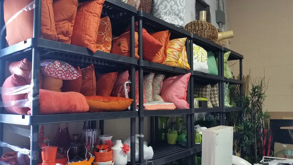 home staging warehouse
