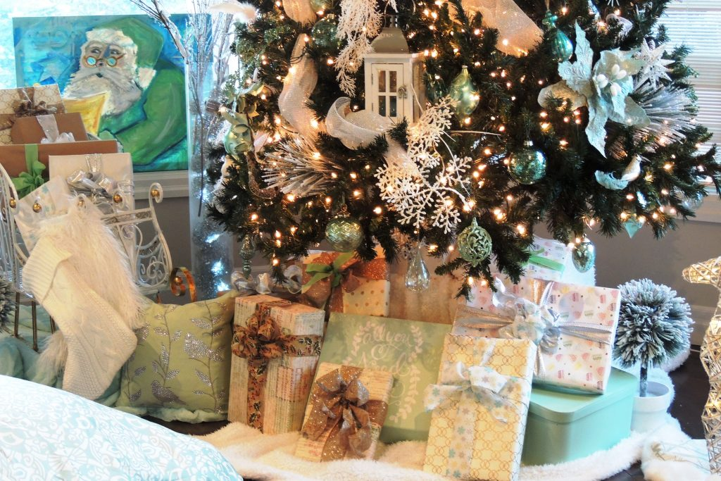 Junior League Christmas Holiday House Tour